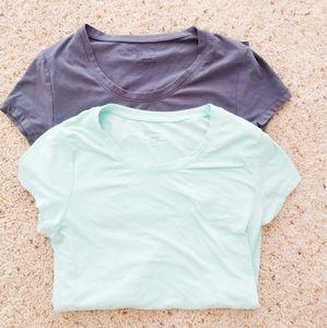 2 Cotton T-shirt bundle